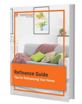Refinance Guide Book Cover